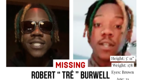Tre Burwell Missing