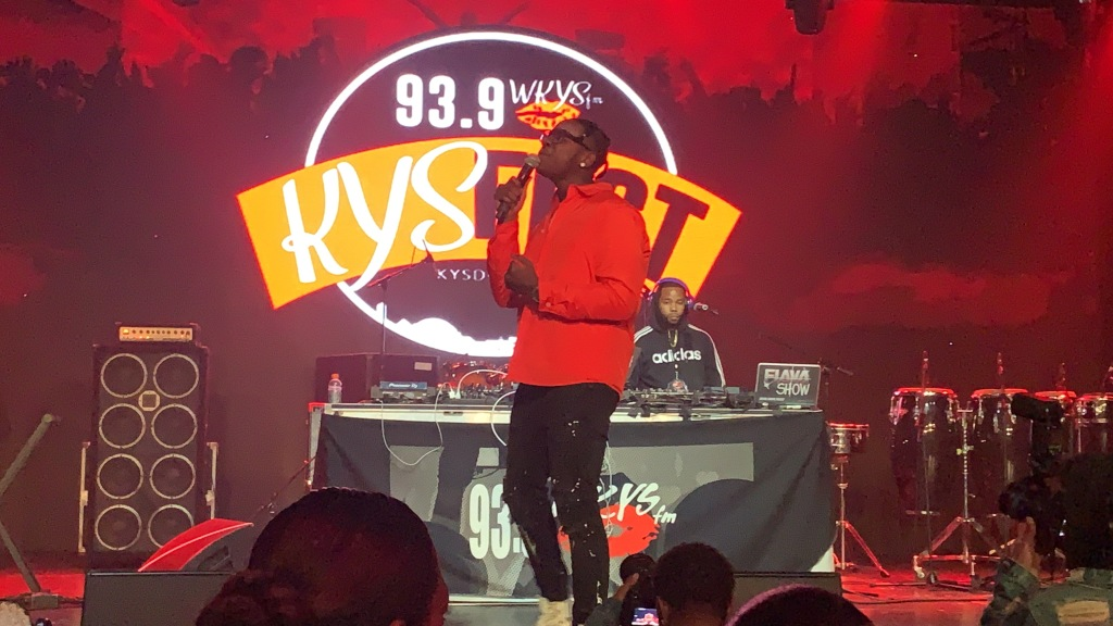 Tré Burwell KYS Fest 2019