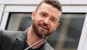 N'SYNC are honored with a star on the Hollywood Walk Of Fame