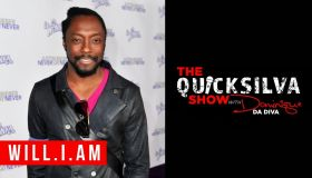 Will.i.am on The Quicksilva Show with Dominque Da Diva