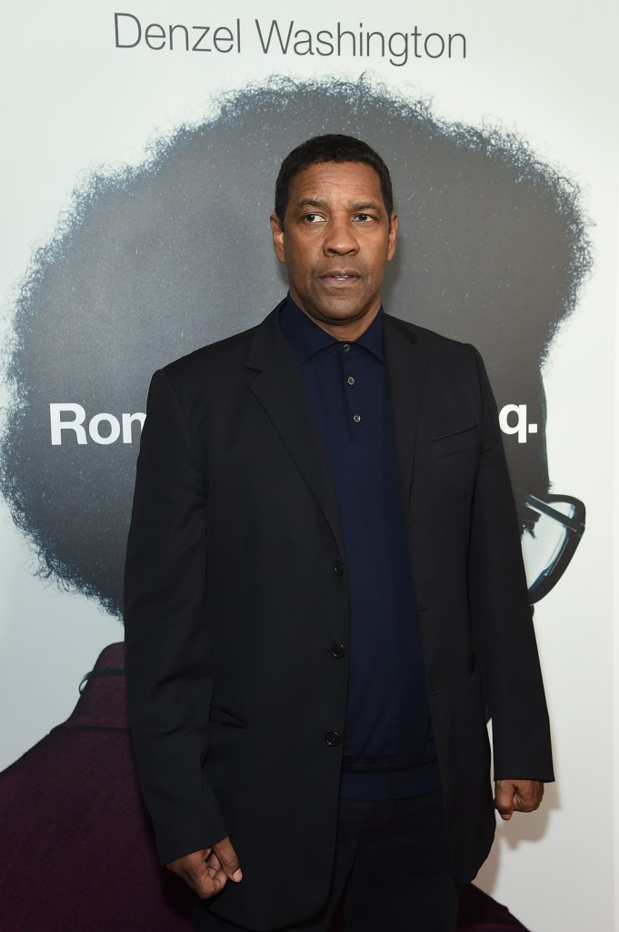 'Roman J. Israel, Esq.' New York Screening - Red Carpet