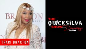 Traci Braxton x QuickSilva Show With Dominique Da Diva