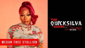 Megan Thee Stallion x The QuickSilva Show with Dominique Da Diva