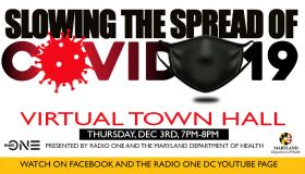 Slowing the Spread of COVID-19 Virtual Town Hall