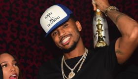 Trey Songz Hosts Sin Sunday's