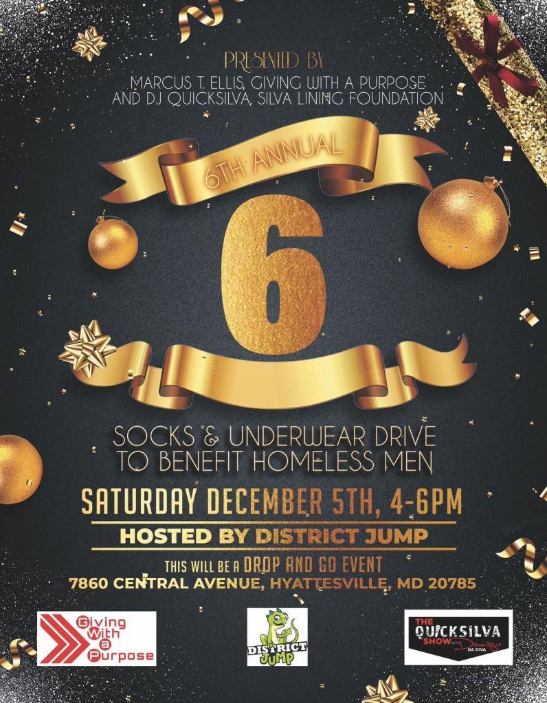DJ QuickSilva Holiday Event