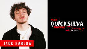 Jack Harlow QucikSilva Show With Dominique Da Diva