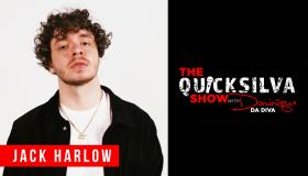 Jack Harlow QucikSilva Show With Dominique Da Diva
