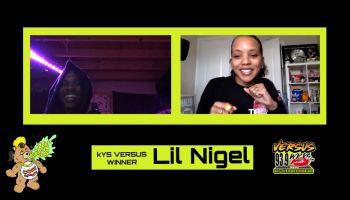 KYS Versus Winner Lil Nigel