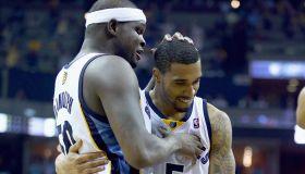Oklahoma City Thunder v Memphis Grizzlies - Game Three
