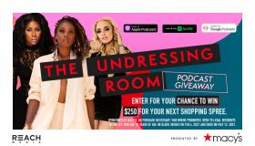 """The Undressing Room"" Presented by Macy's Giveaway"