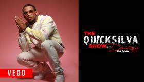 QuickSilva Show Interview x Vedo