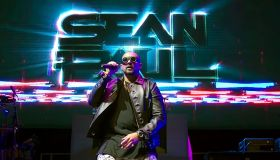 Sean Paul performing at the SSE Hydro (SEC) in Glasgow