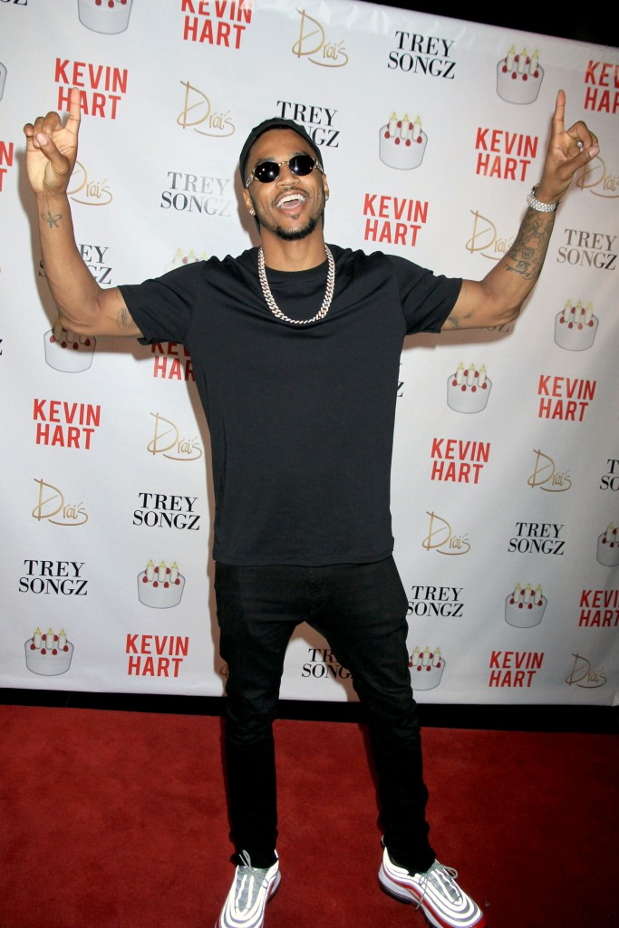 Official birthday Celebration for Kevin Hart in Las Vegas