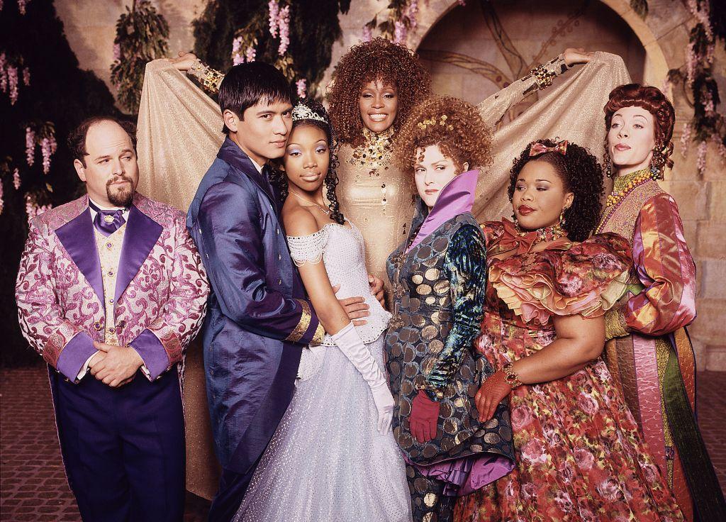 Brandy and Whitney Houston Cinderella