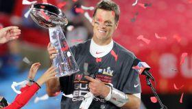 NFL: FEB 07 Super Bowl LV - Chiefs v Buccaneers