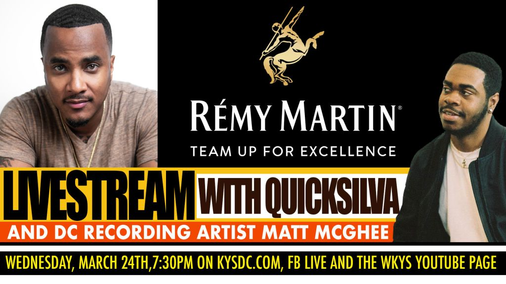 Remy Martin Quicksilva Team Up for Excellence Matt McGhee