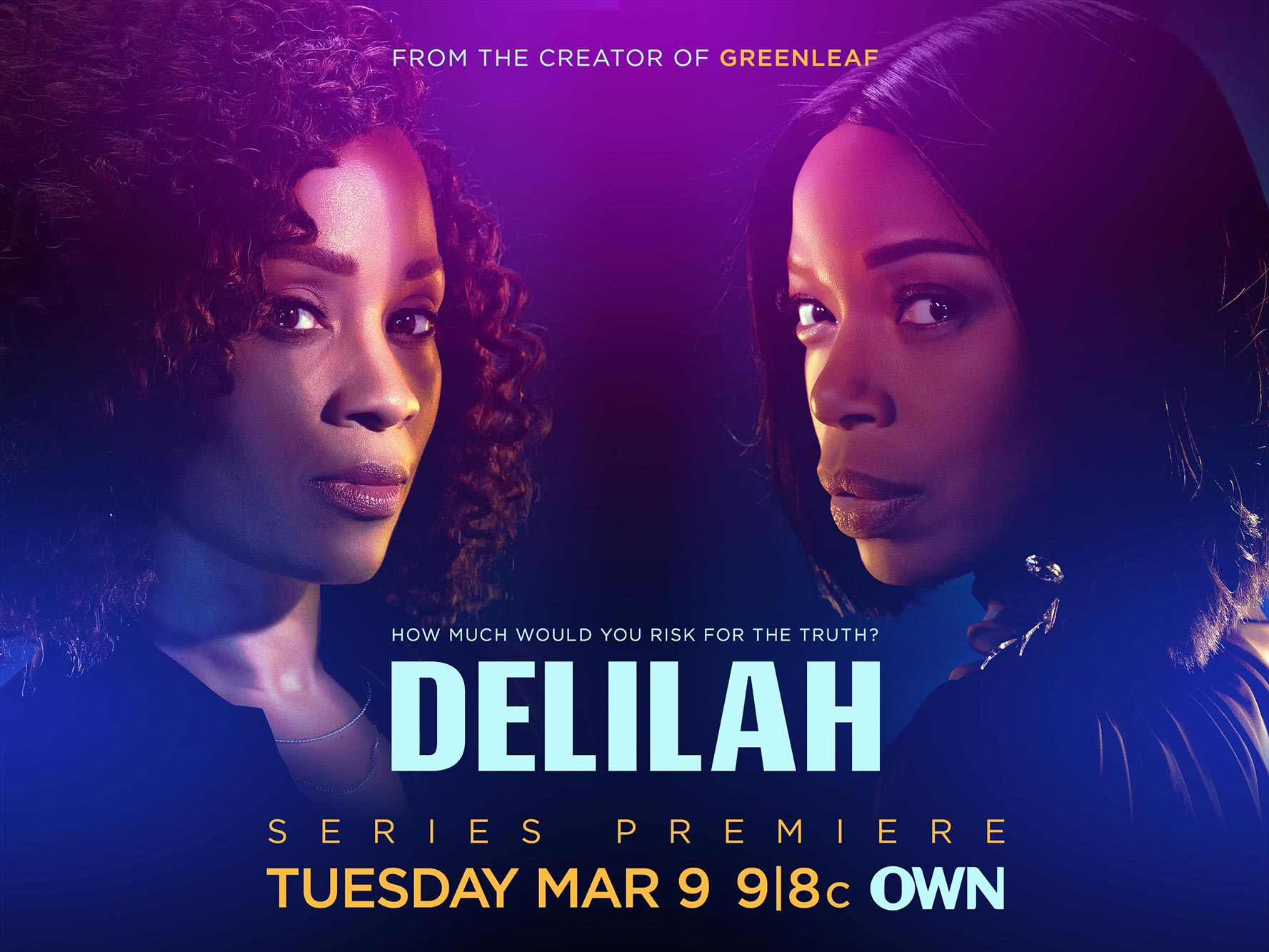 Register to win a $50 Gift card courtesy of Delilah on Own