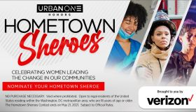 Washington, DC Nominate Your Hometown Shero As We're Celebrating Women Leading Change In Our Communities!