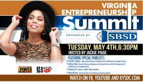 Virginia Entrepreneurship Summit with Jackie Paige
