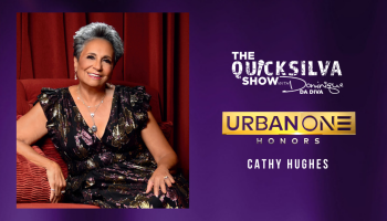 Cathy Hughes QuickSilva Show with Dominique Da Diva Interview