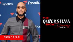 Swizz Beatz x QuickSilva Show with Dominique Da Diva Interview