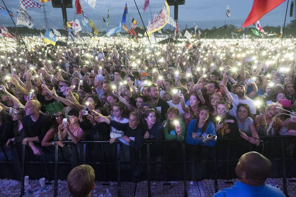 Glastonbury Festival 2017 - Day 4