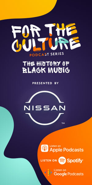 Black Music Month - Presented by Nissan