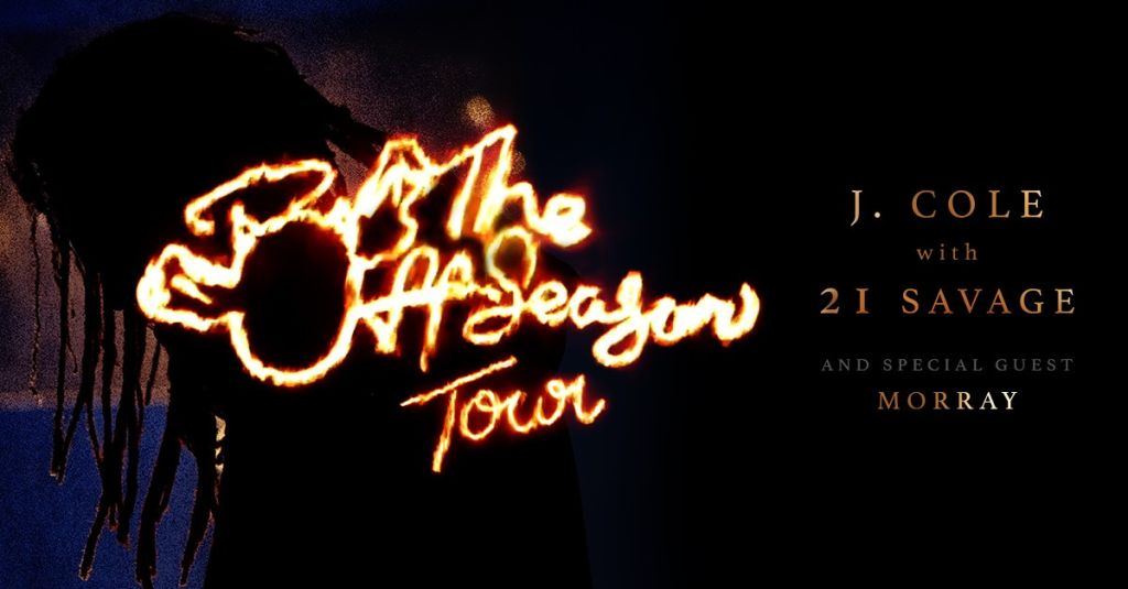 The Off Season Tour - J. Cole