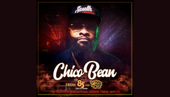 Chico Bean at The Theater at MGM National Harbor