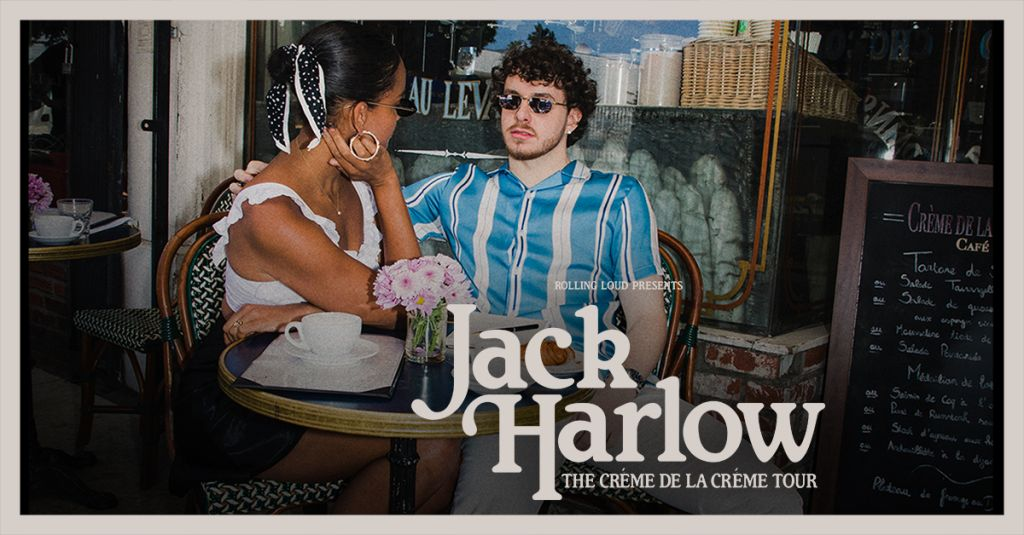 Jack Harlow at The Fillmore Silver Spring