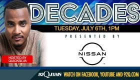 Decades with Quicksilva - Presented by Nissan