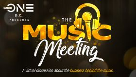 Radio One D.C. Presents The Music Meeting