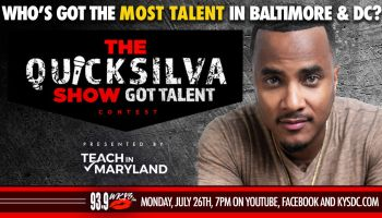 """Quicksilva Show """"Got Talent"""" contest presented by Teach in Maryland"""