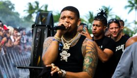 Yella Beezy at Rolling Loud Miami