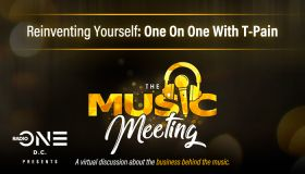 Reinventing Yourself: One on One With T-Pain