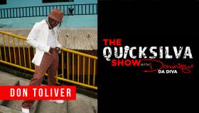 Don Toliver x QuickSilva Show with Dominique Da Diva