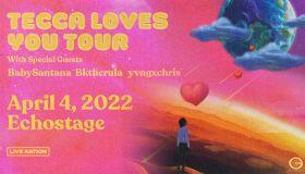 Tecca Loves You Tour - Live Nation